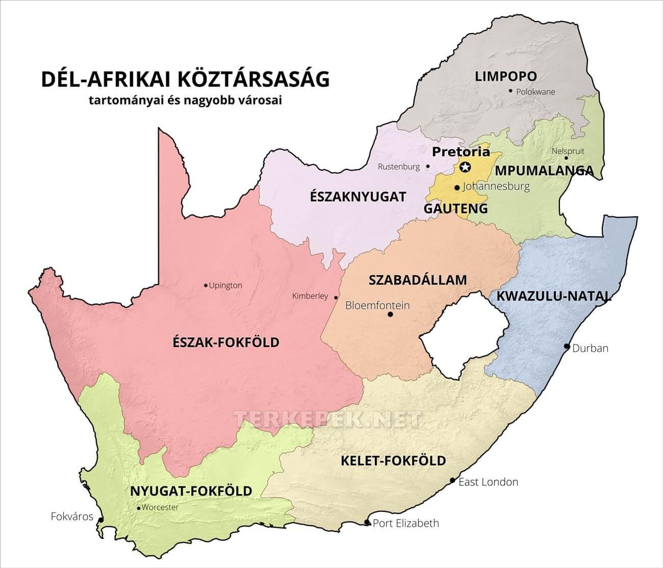 térkép dél afrika del afrika térkép térkép dél afrika